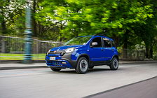 Cars wallpapers Fiat Panda City Cross - 2017