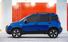 Обои автомобили Fiat Panda City Cross - 2017