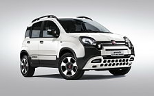 Обои автомобили Fiat Panda City Cross - 2017