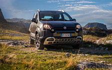 Cars wallpapers Fiat Panda Cross - 2017