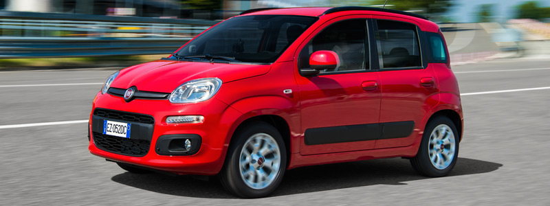 Обои автомобили Fiat Panda - 2017 - Car wallpapers