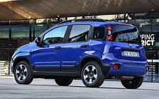 Обои автомобили Fiat Panda City Cross - 2018