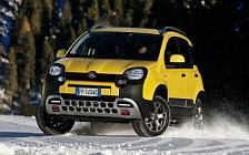 Обои автомобили Fiat Panda Cross - 2018