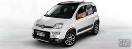 Fiat Panda 4x4 Antartica - 2013