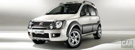 Fiat Panda Cross 2009