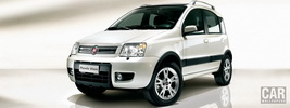 Fiat Panda Glam 4x4 2008