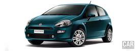 Fiat Punto 3door - 2012
