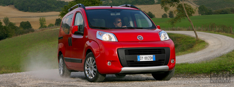 Cars wallpapers Fiat Qubo - 2010 - Car wallpapers