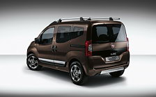 Cars wallpapers Fiat Qubo Trekking - 2016