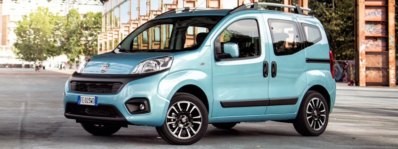 Cars wallpapers Fiat Qubo - 2016 - Car wallpapers