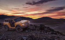 Обои автомобили Ford Bronco 2-Door Black Diamond Sasquatch Package - 2020