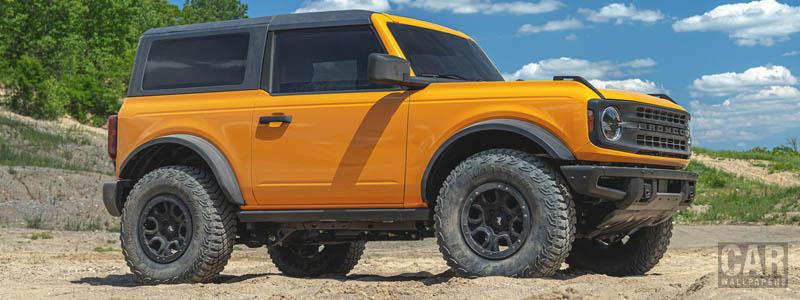 Обои автомобили Ford Bronco 2-Door First Edition - 2020 - Car wallpapers