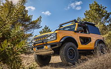 Обои автомобили Ford Bronco 2-Door - 2020