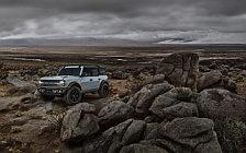 Обои автомобили Ford Bronco 4-Door Badlands - 2020