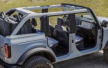 Обои автомобили Ford Bronco 4-Door - 2020