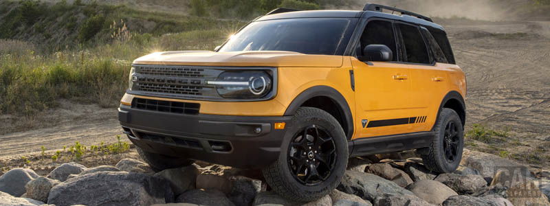 Обои автомобили Ford Bronco Sport First Edition - 2020 - Car wallpapers