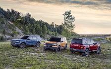 Обои автомобили Ford Bronco Sport First Edition - 2020
