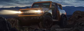 Ford Bronco 2-Door Black Diamond Sasquatch Package - 2020
