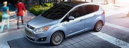 Ford C-Max Energi US-spec - 2013