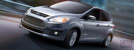 Ford C-Max Hybrid US-spec - 2013