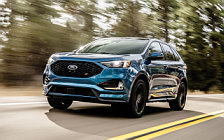 Обои автомобили Ford Edge ST - 2018