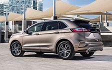Обои автомобили Ford Edge Titanium Elite - 2018