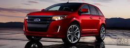 Ford Edge Sport - 2011