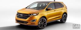 Ford Edge Sport - 2015
