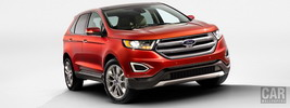 Ford Edge Titanium - 2015