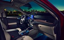 Обои автомобили Ford Escape Hybrid SE - 2019