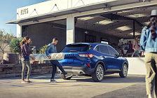 Обои автомобили Ford Escape Hybrid Titanium - 2019