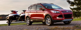 Ford Escape SEL - 2013