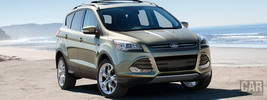 Ford Escape Titanium - 2013