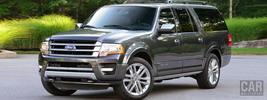 Ford Expedition EL Platinum - 2015
