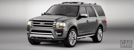 Ford Expedition Platinum - 2014
