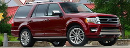 Ford Expedition Platinum - 2015