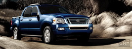 Ford Explorer Sport Trac - 2009