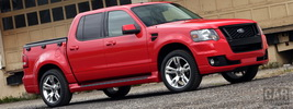 Ford Explorer Sport Trac Adrenalin - 2008
