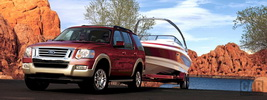 Ford Explorer Eddie Bauer - 2009