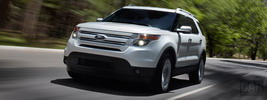 Ford Explorer Limited - 2011