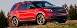 Ford Explorer Sport - 2013