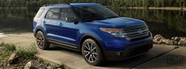 Ford Explorer XLT - 2014