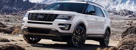 Ford Explorer XLT Sport - 2016