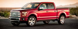 Ford F-150 Platinum - 2014