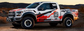 Ford F-150 Raptor Race Truck - 2016