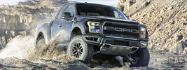 Ford F-150 Raptor SuperCab - 2016