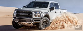 Ford F-150 Raptor SuperCrew - 2016