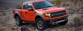 Ford F150 SVT Raptor - 2010