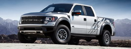 Ford F150 SVT Raptor - 2011