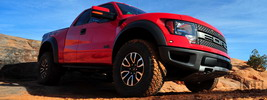 Ford F150 SVT Raptor - 2012